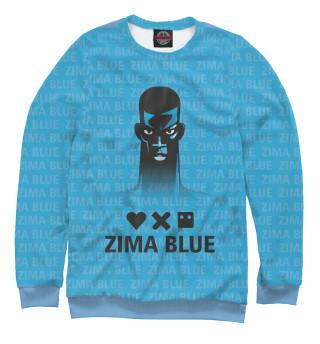 Одежда с принтом Любовь, смерть и роботы zima blue