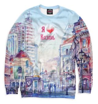Одежда с принтом Казань (610034)