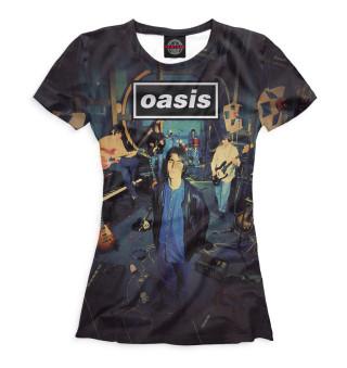 Футболка женская Oasis (9443)