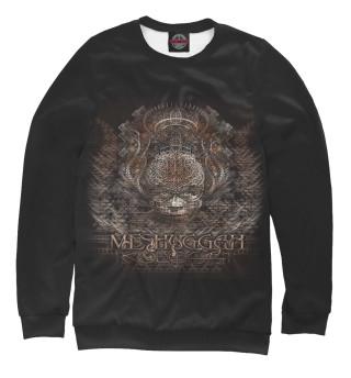 Одежда с принтом Meshuggah (383815)