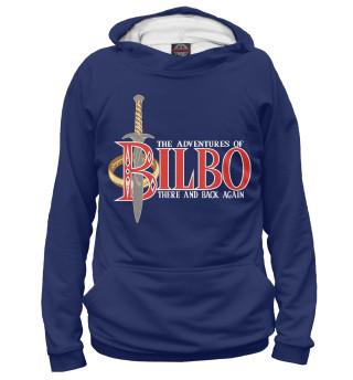 Худи женское Приключения Бильбо