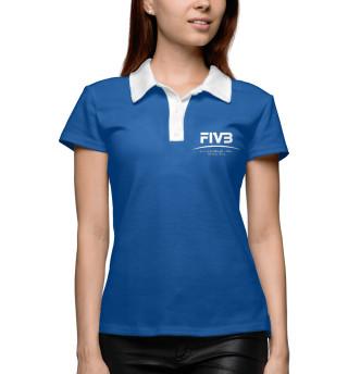 Поло женское FIVB