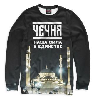 Одежда с принтом Чечня (410324)