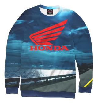 Одежда с принтом Honda (259451)