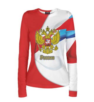 Лонгслив  женский Сборная России
