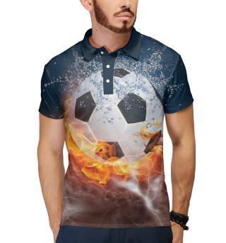 Поло мужское Футбол (4159)