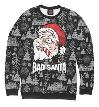 Одежда с принтом Bad santa (657601)