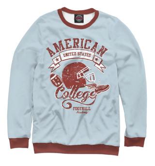 Одежда с принтом Американский футбол (705684)