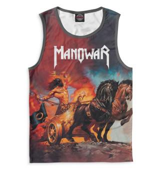 Майка мужская Manowar