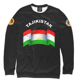 Свитшот, Футболка, Майка, Майка борцовка, Худи, Лонгслив, Маска  Tajikistan (552555)
