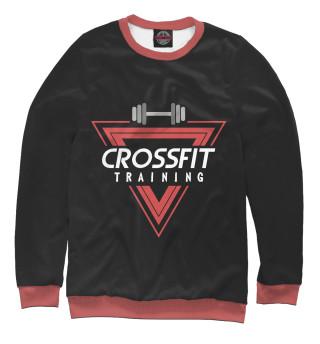 Одежда с принтом Crossfit Training