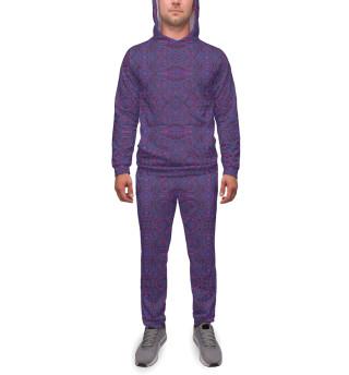 Спортивный костюм  мужской Psychedelic