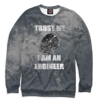 Одежда с принтом Инженер (887438)