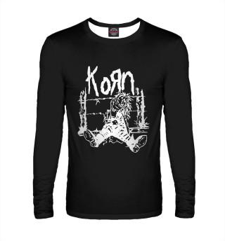 Лонгслив  мужской Korn (9101)