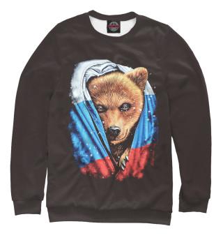 Одежда с принтом Медведь (276745)