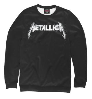 Одежда с принтом Metallica (806419)