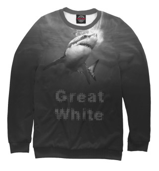 Одежда с принтом Great White (954101)