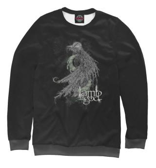Одежда с принтом Lamb of God (256255)