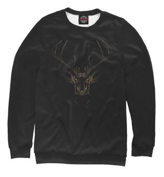 Одежда с принтом Golden Deer