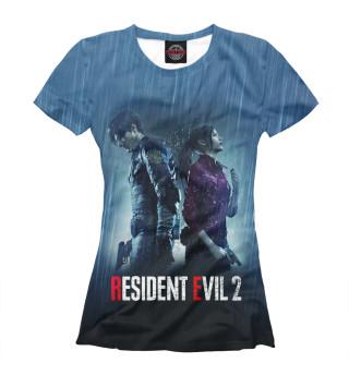 Футболка женская Resident Evil 2 Remake (5809)