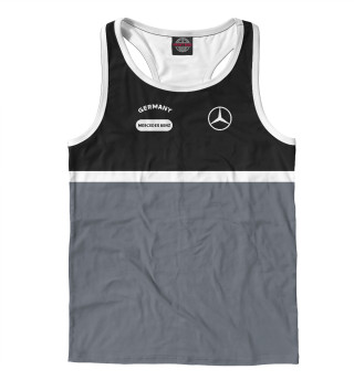 Майка борцовка мужская Mercedes-Benz (5402)