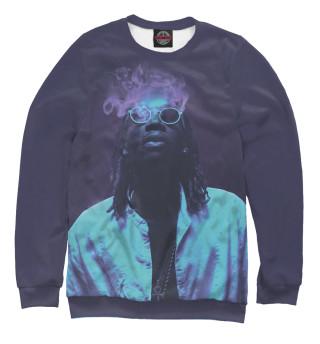 Одежда с принтом Wiz Khalifa (772072)