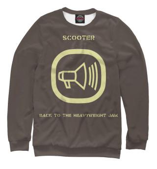 Одежда с принтом Scooter (406311)