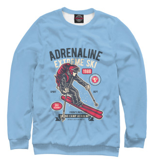 Одежда с принтом Adrenaline
