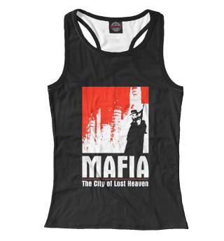 Майка борцовка женская Mafia (8090)