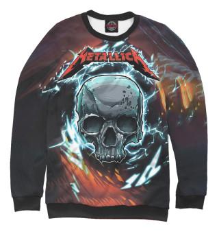 Одежда с принтом Metallica (395204)