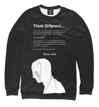 Одежда с принтом Стив Джобс (404703)