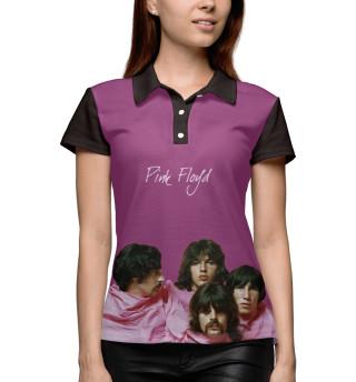 Поло женское Pink Floyd