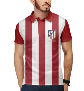Поло мужское Atletico Madrid