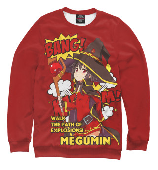 Одежда с принтом Мегумин