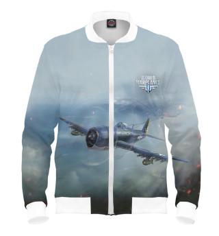 Бомбер мужский World of Warplanes (4304)