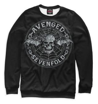Одежда с принтом Avenged Sevenfold (113292)