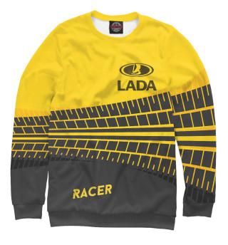 Одежда с принтом LADA (383614)