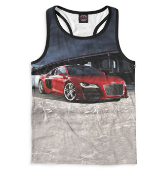 Майка борцовка мужская Audi R8