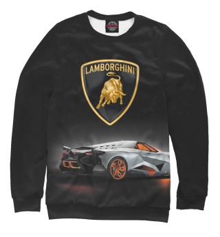 Одежда с принтом Lamborghini Egoist