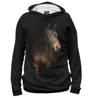 Худи женское Лошадь (1624)