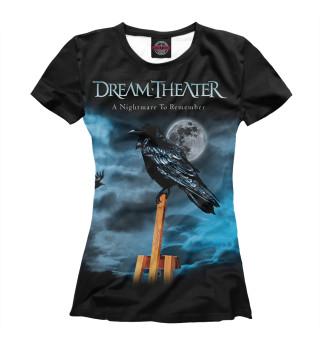 Футболка женская Dream Theater (1438)