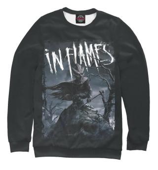 Одежда с принтом In Flames