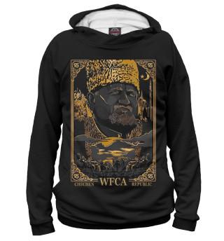Худи мужское WFCA Akhmat