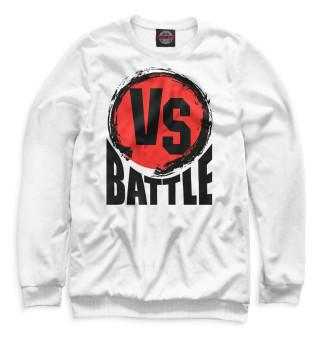 Одежда с принтом Versus Battle