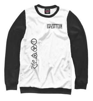 Одежда с принтом Led Zeppelin (919707)