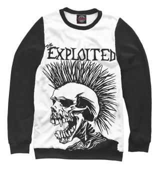Одежда с принтом The Exploited (456298)