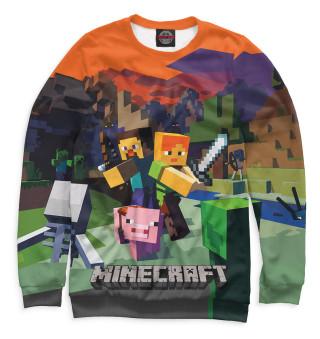 Одежда с принтом Minecraft (556722)