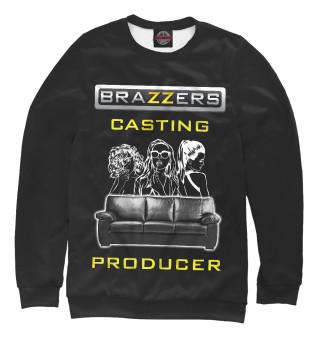 Свитшот  мужской Кастинг-продюсер Brazzers