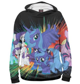 Худи женское My Little Pony (5827)