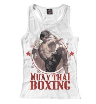 Майка борцовка женская Muay Thai Boxing (2840)